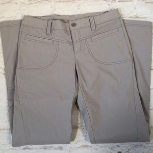 Athleta Pants. Size 6. Gray